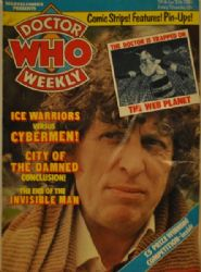Dr Who Weekly #16